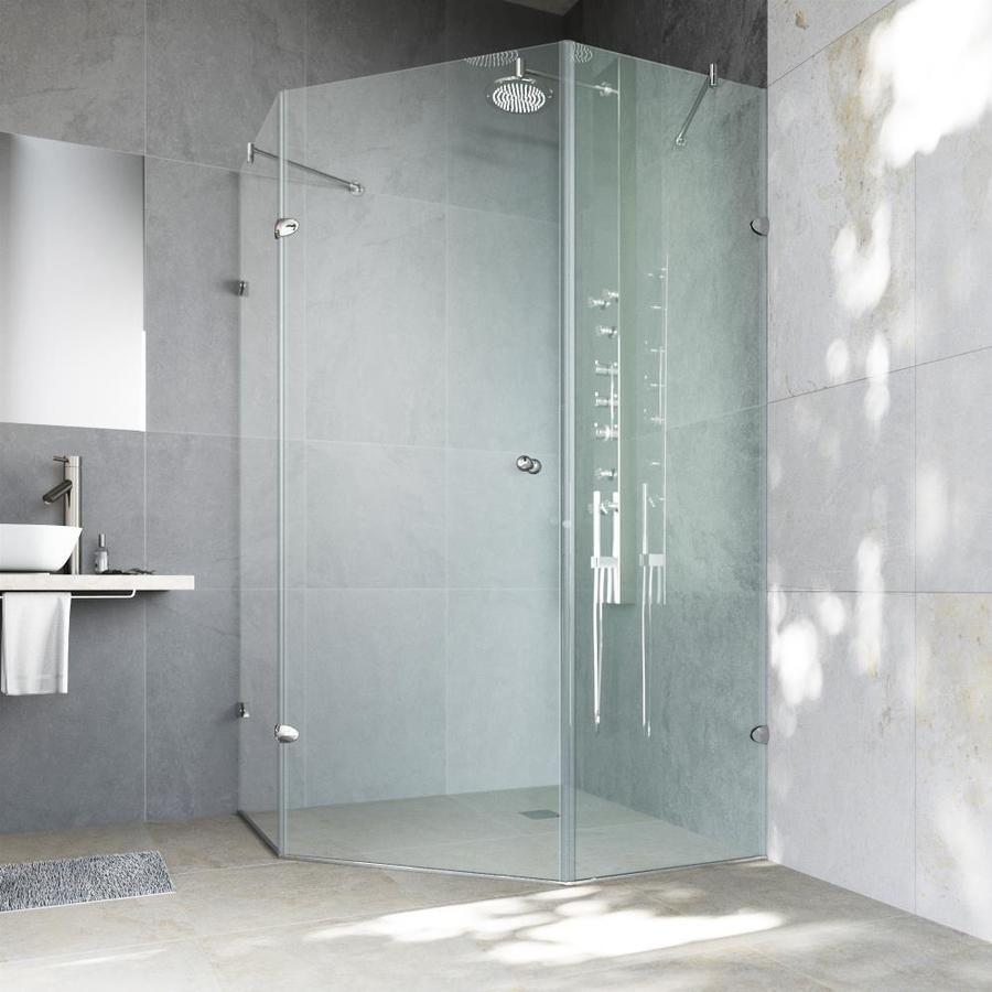 Vigo Neo Angle Shower Enclosure Frameless Shower Door Sylford