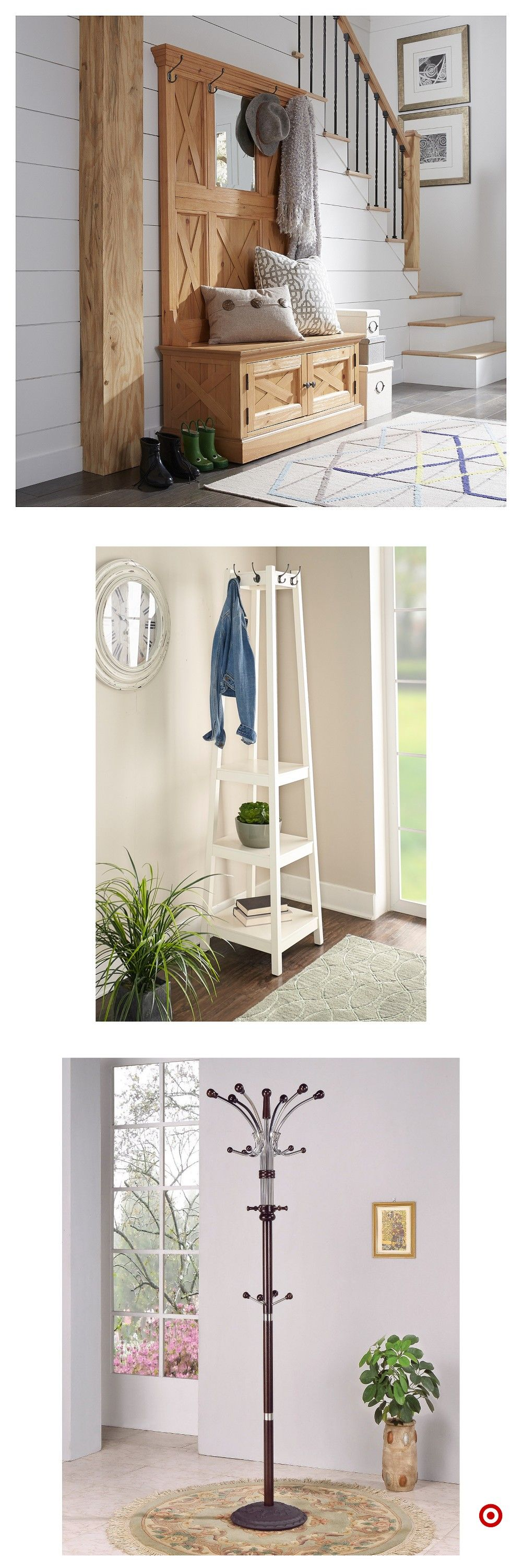 Shop Tar for freestanding coat rack you will love at great low