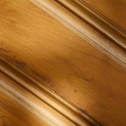 How To Paint Hardie Board Siding To Look Like Real Cedar Ehow Wood Baseboard Baseboards Cedar Walls