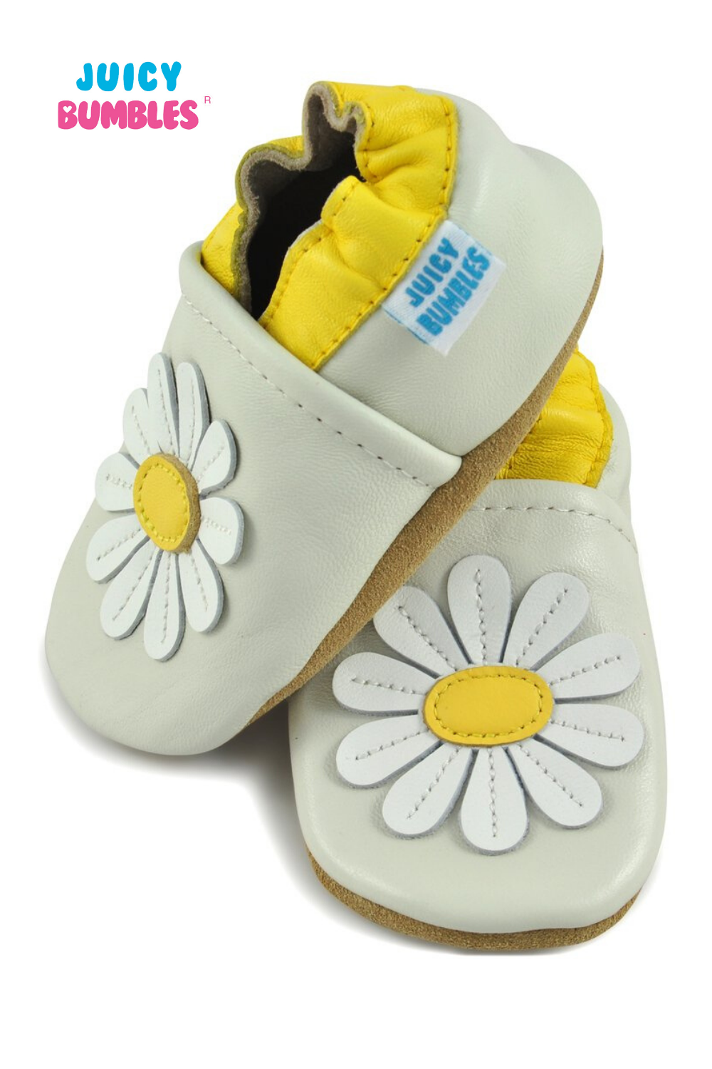 Baby Shoes Daisy By Juicy Bumbles Available On Amazon Prime In 2020 Baby Shoes Baby Shoes Newborn Soft Sole Baby Shoes