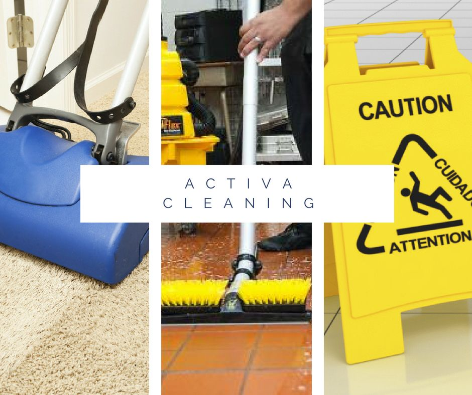 Activa cleaning providing wide range of cleaning