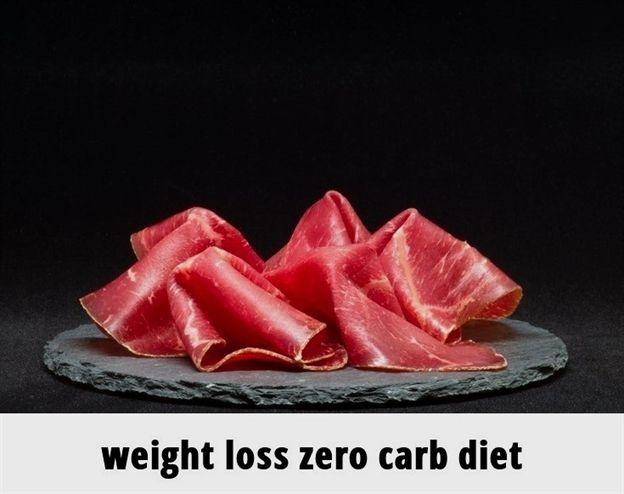 Pin on zero carb diet