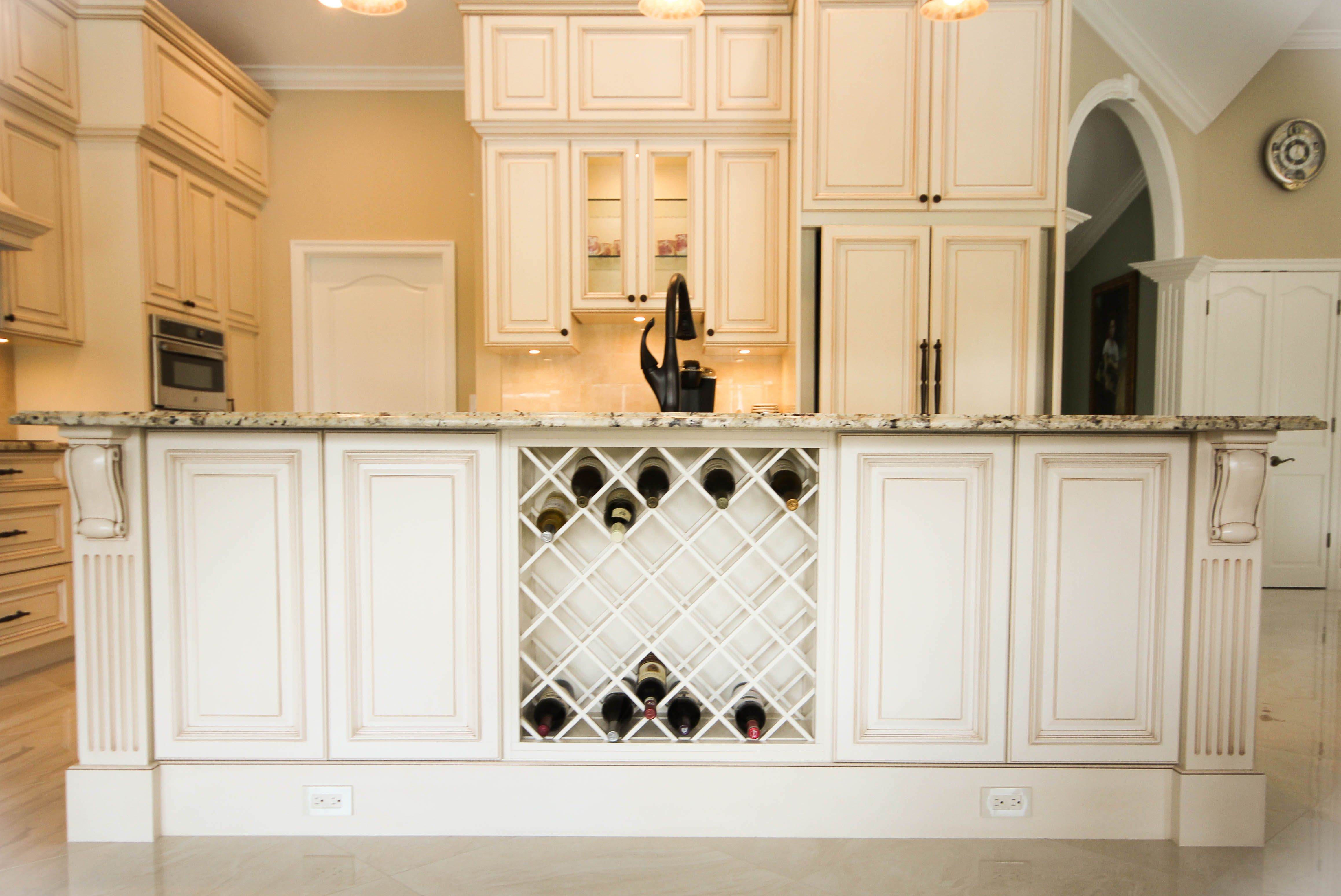 Kitchen Remodel - #Transitional #Traditional - White ...