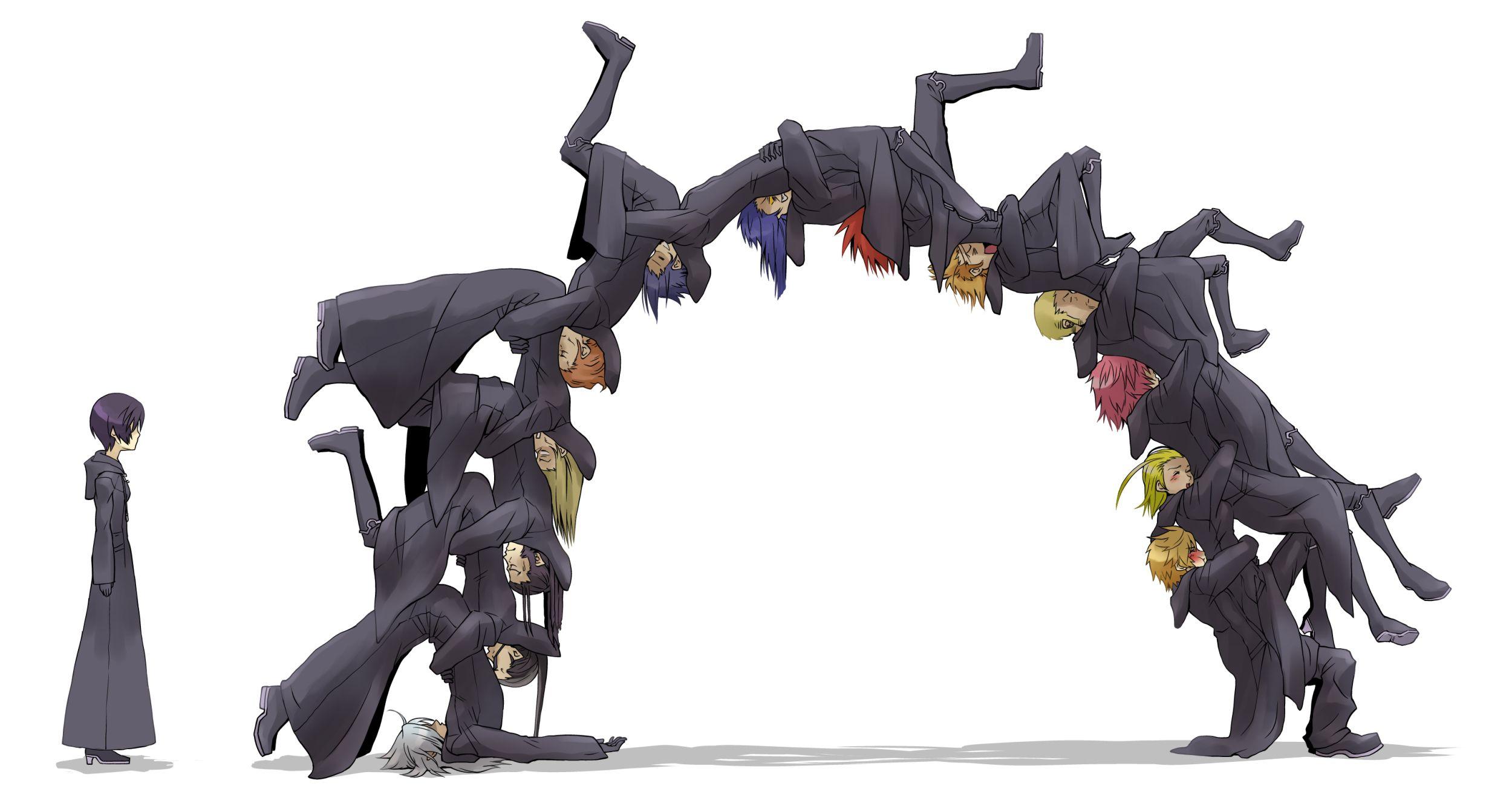 Vanitassora Kingdom Hearts Kingdom Hearts Ii Kingdom Hearts 358