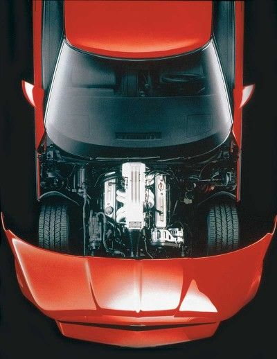 1984 Corvette Chevrolet Corvette C4 Corvette Corvette History