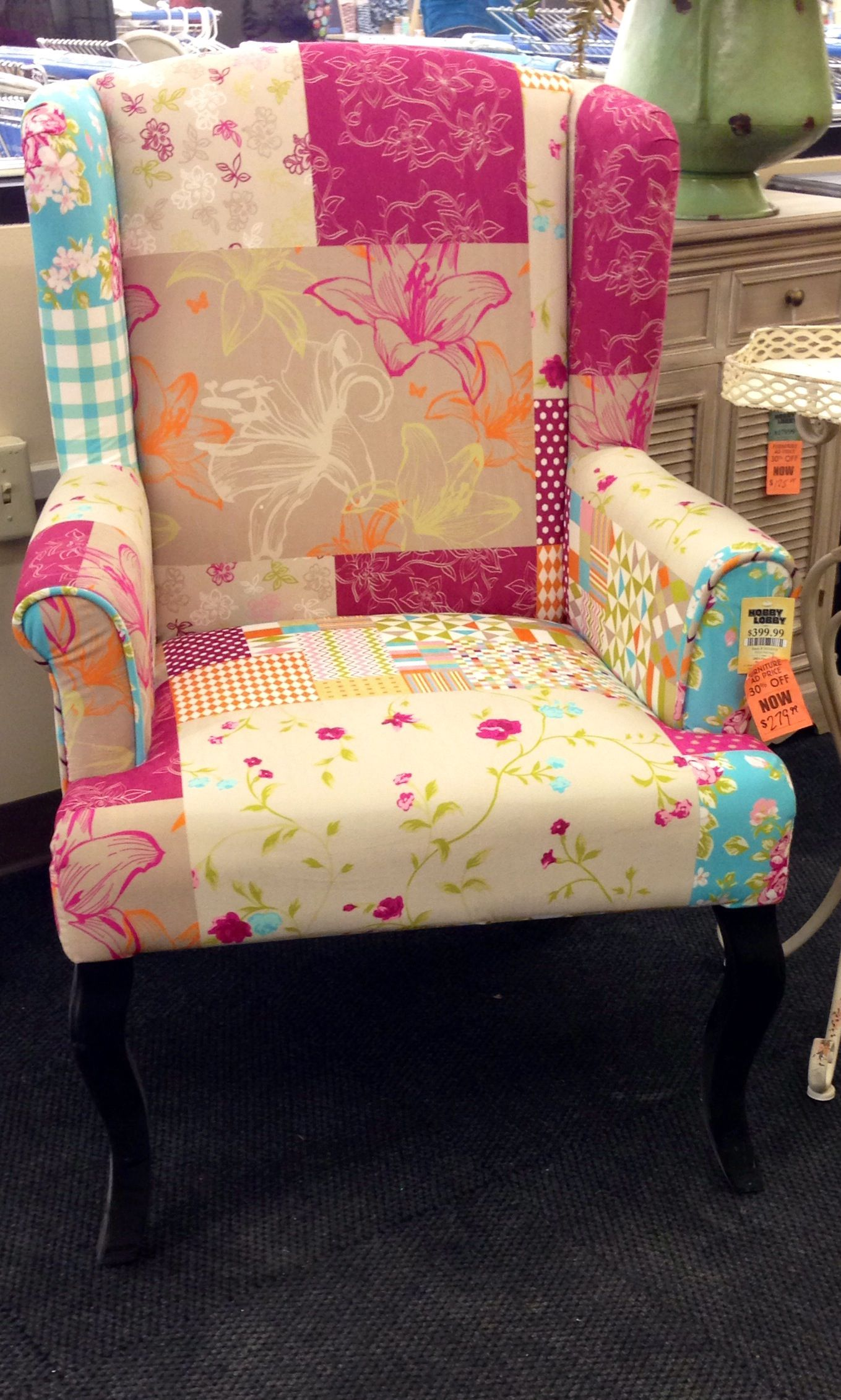 Hobby Lobby Patchwork Chair Patchwork Sofa Chair