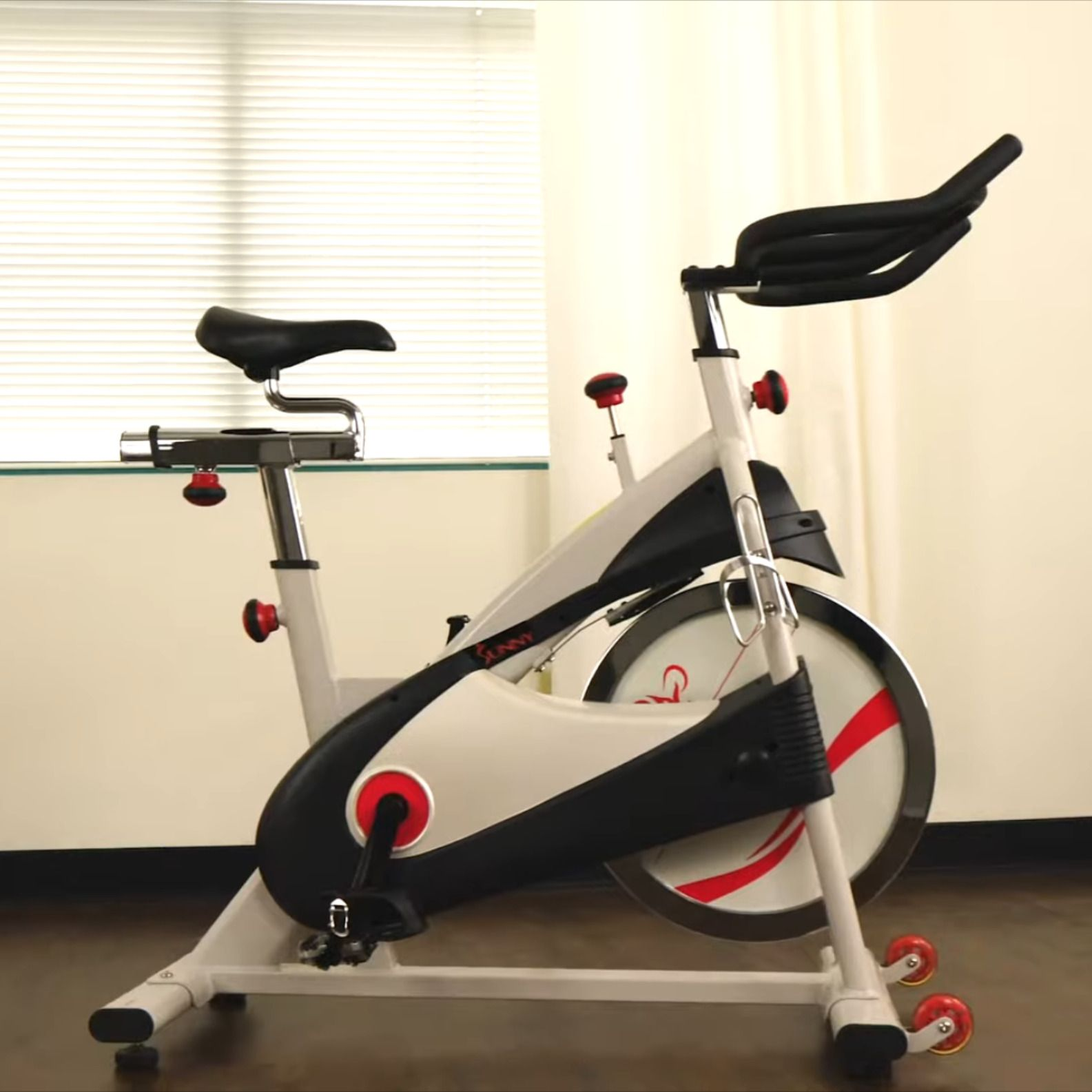 Sunny Health And Fitness Twist Stepper With Handlebar Sf B1002c