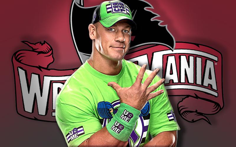 John Cena Says He Won T Miss Wwe Wrestlemania For Decades To Come John Cena Wrestling News Wrestlemania