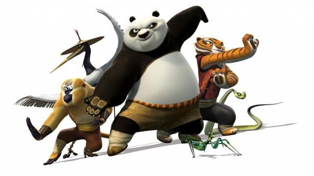 Kung Fu Panda (Kung Fu panda) — Bērniem — Lattelecom.tv