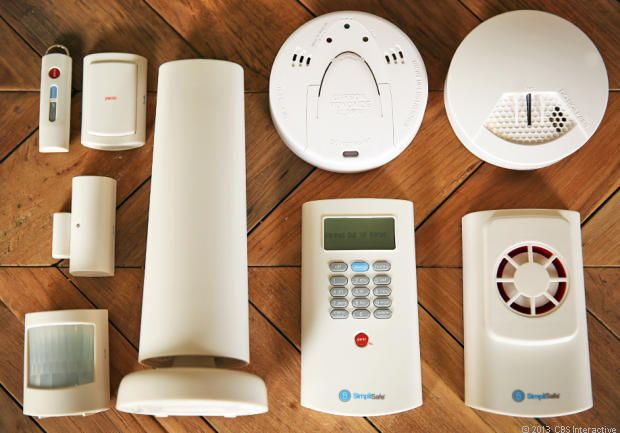 Simplisafe Home Security Economy Package Home Security Systems Diy Home Security Wireless Home Security Systems