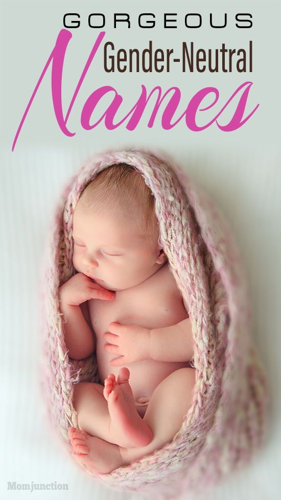Gorgeous Gender-Neutral Names   Děti, Těhotenství