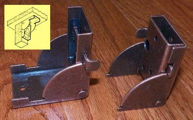 folding table leg hinge hardware s 149l folding tables hardware