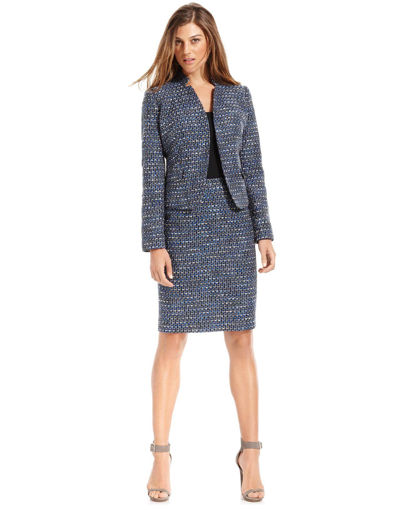 Calvin Klein Suit Separates Collection Suits Suit Separates