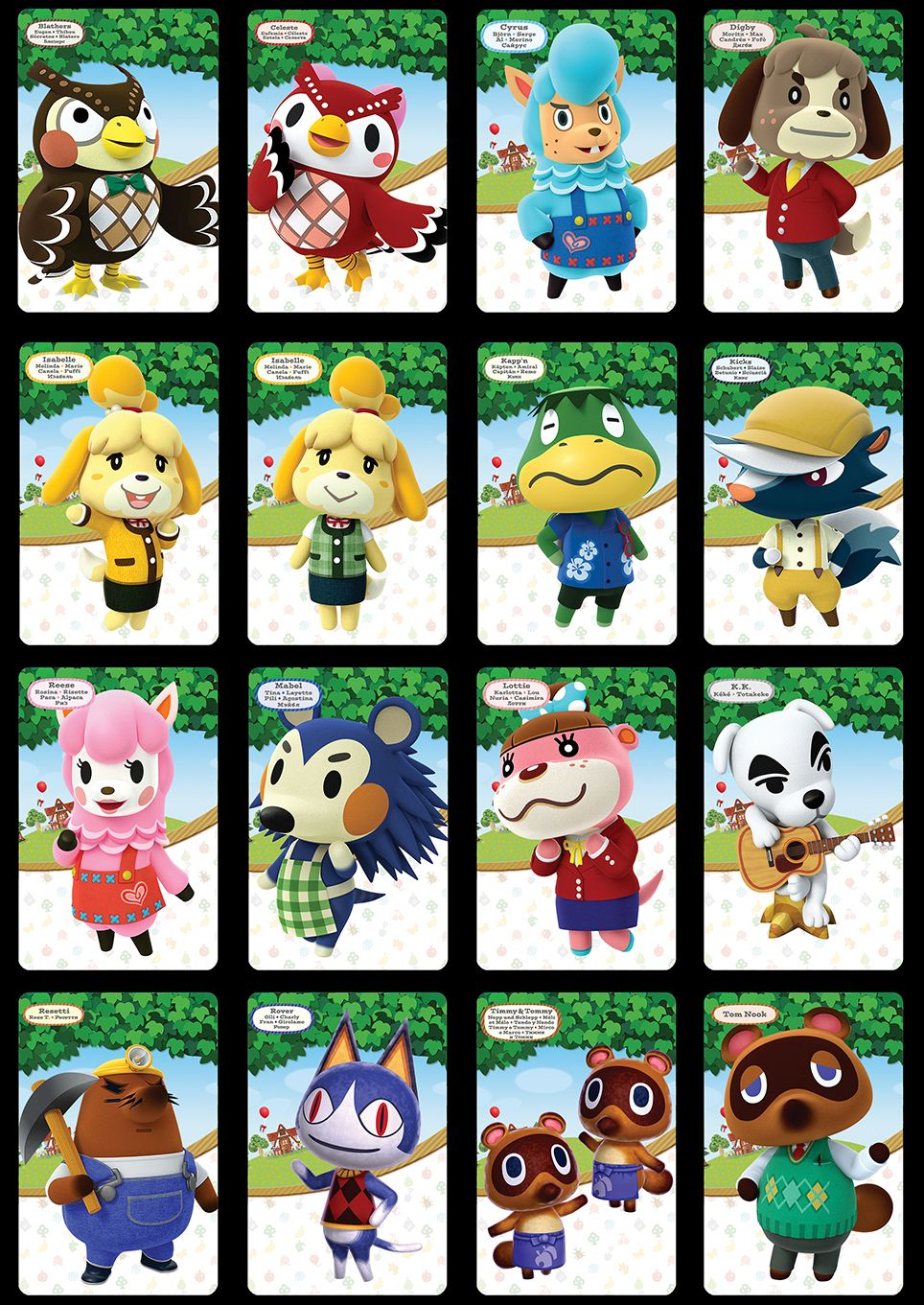 19++ What is amiibo animal crossing ideas in 2021