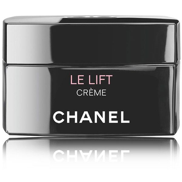 CHANEL LE LIFT CRÈMEFirming Anti-Wrinkle Cream 1.7 oz. (17480 RSD) ❤ liked on Polyvore featuring beauty products, skincare, face care, face moisturizers, chanel and face moisturizer