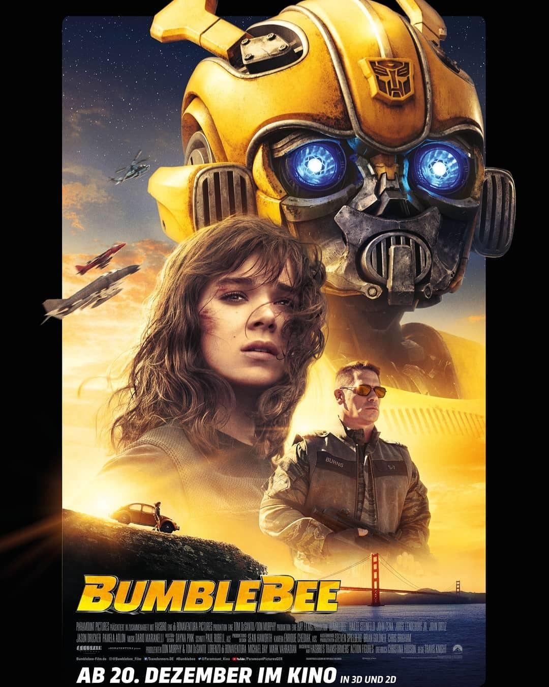 Bumblebee Transformers Film Ganze Filme Filme Stream