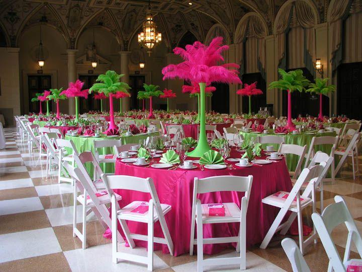 Reception Decorsame colors I want my wedding Life