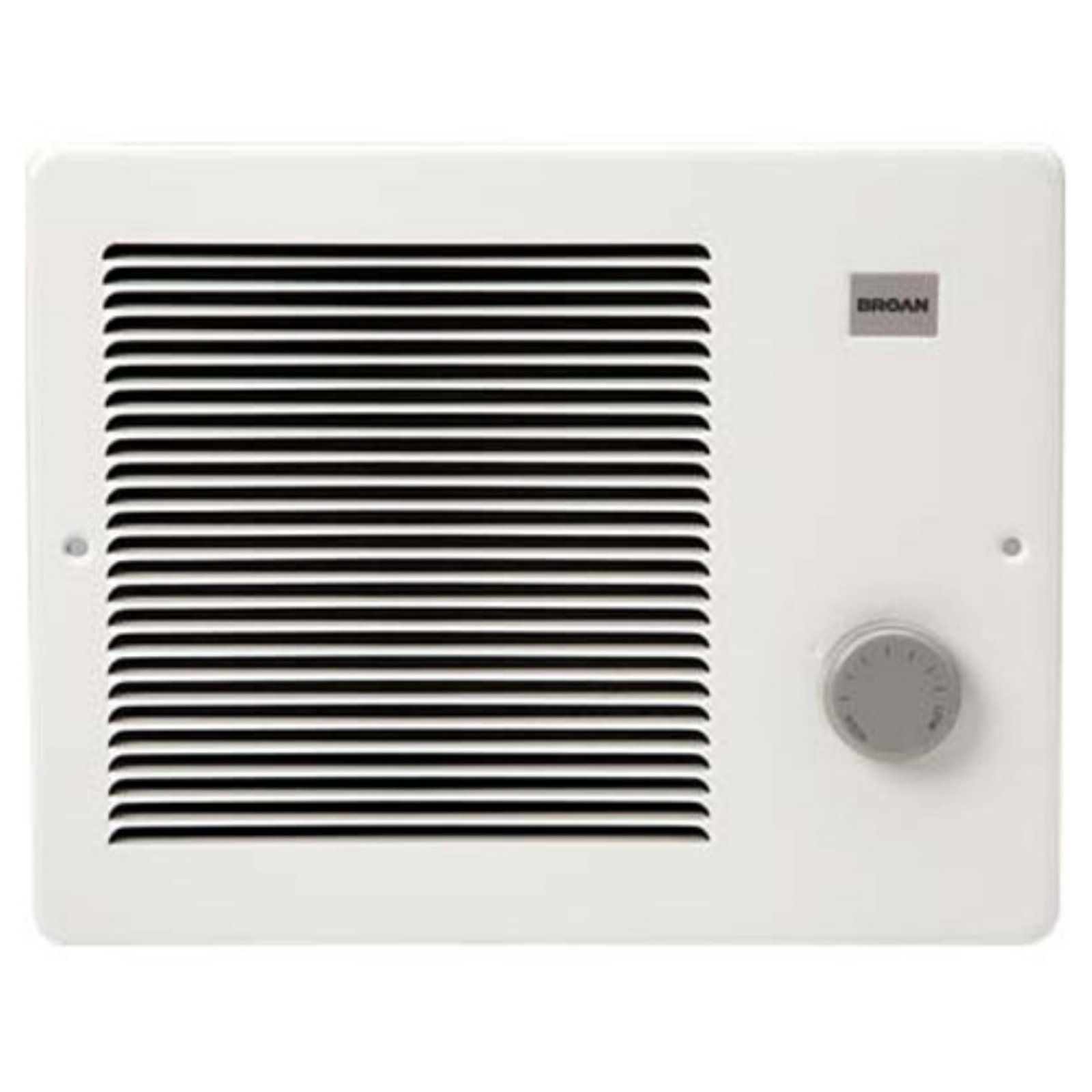 BroanNuTone Wall Heater Off White Wall fans, Electric