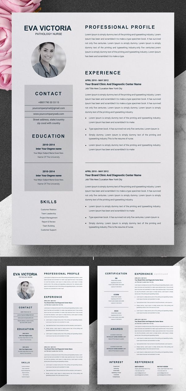 Pin by Monica N on S (With images) Downloadable resume