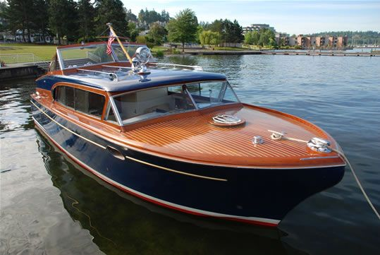 Chris Craft Ladyben Boat Building Boat Wooden Boats