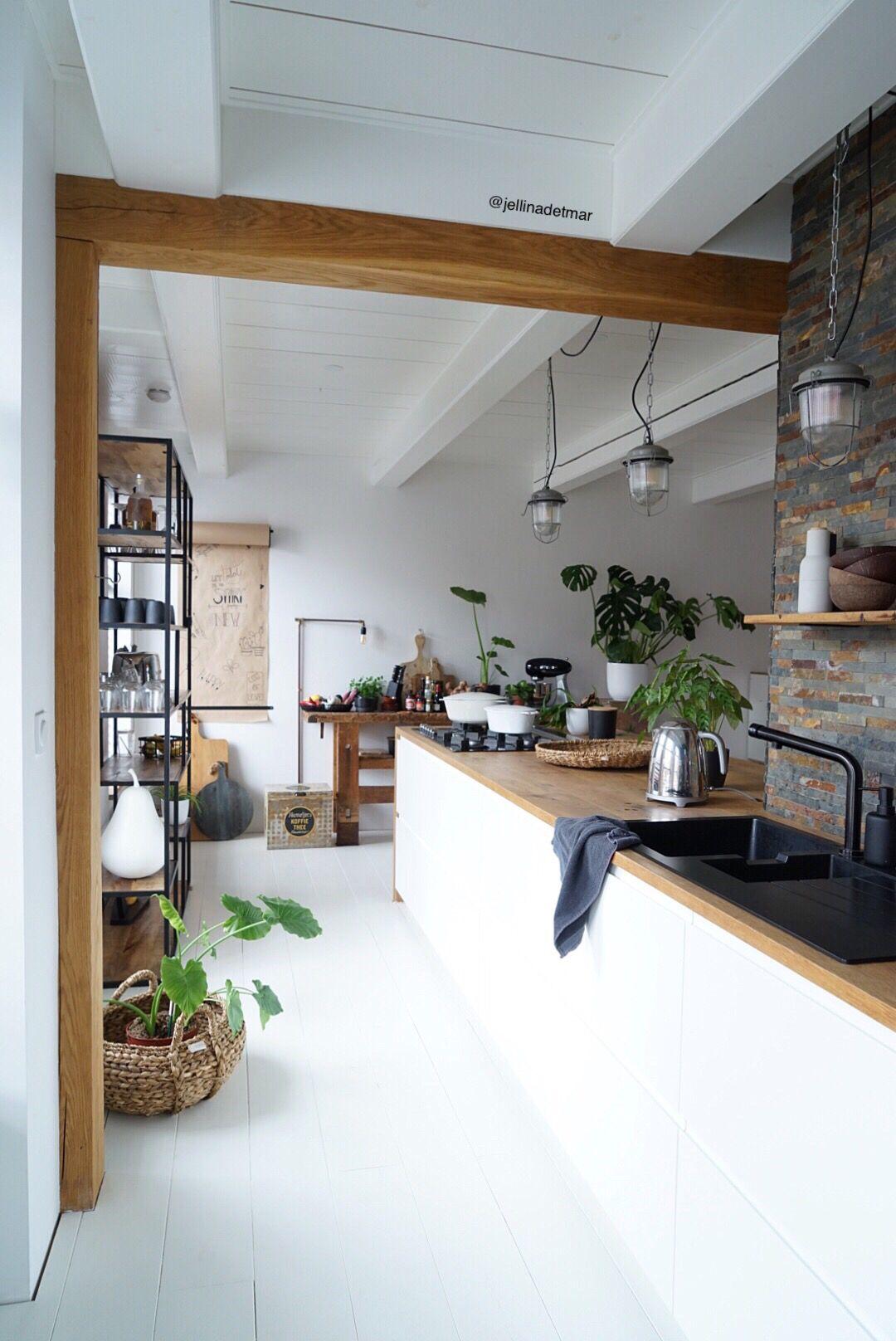 my kitchen jellinadetmar kitchen interiordesign wonen. Black Bedroom Furniture Sets. Home Design Ideas