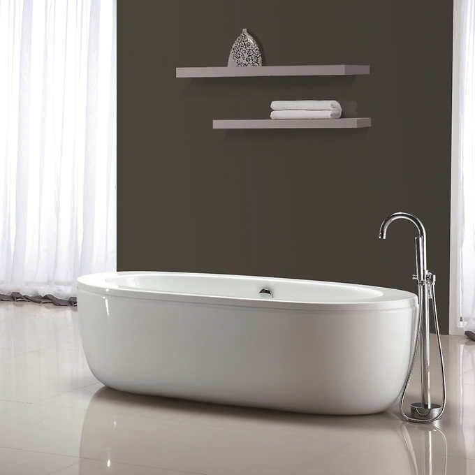 "69"" at costco, $999 | master bathroom ideas | pinterest | bathroom"