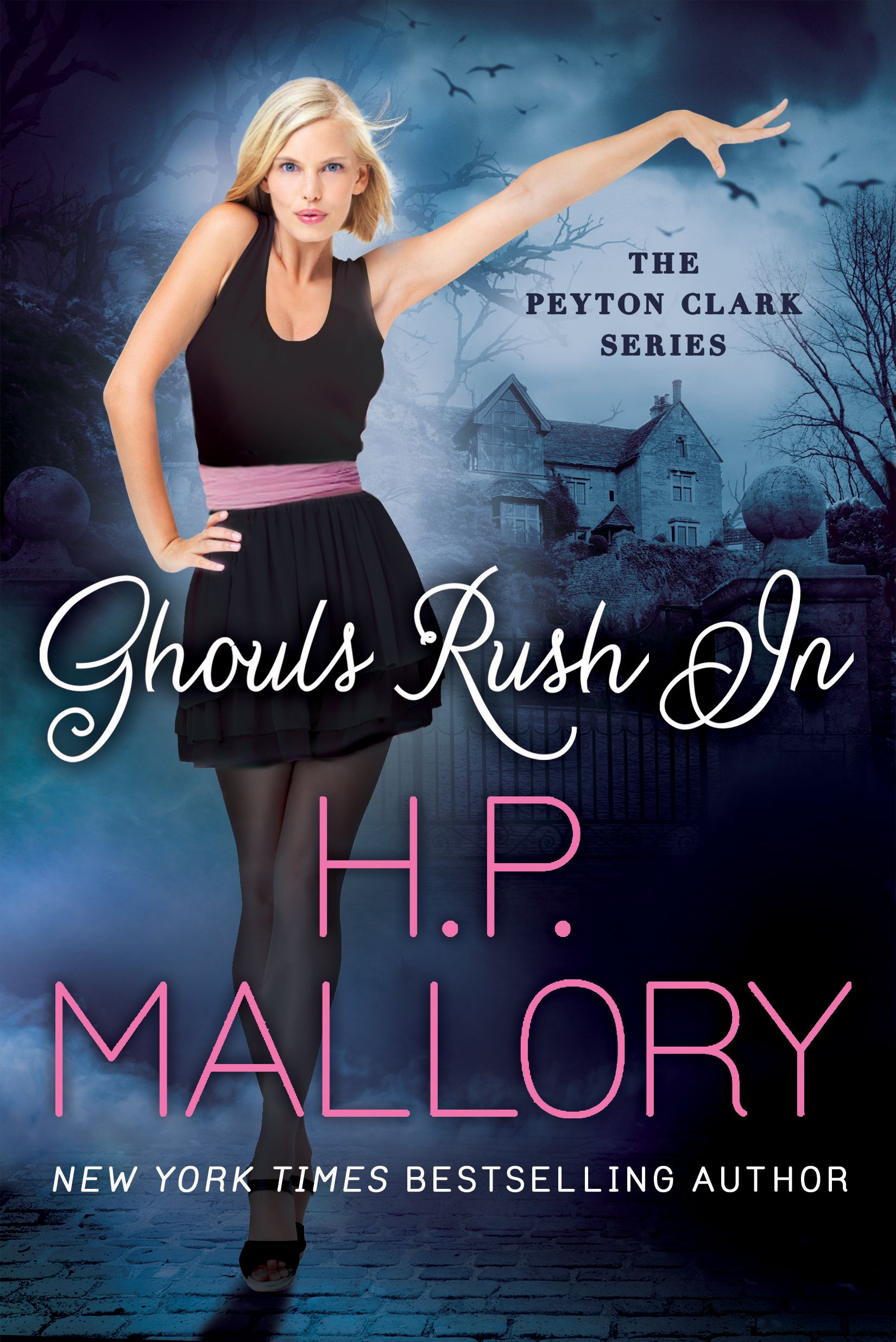 H.P. Mallory - Ghouls Rush In