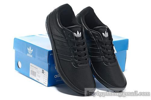 Men\u0027s Adidas Porsche Design G3 Leisure Shoes A Full Head Leather Retro  Black|only US