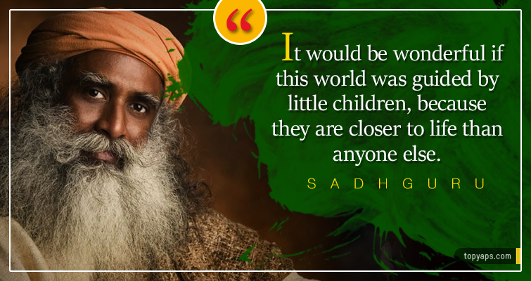 17 Motivating Sadhguru Quotes That Will Help Guide You In
