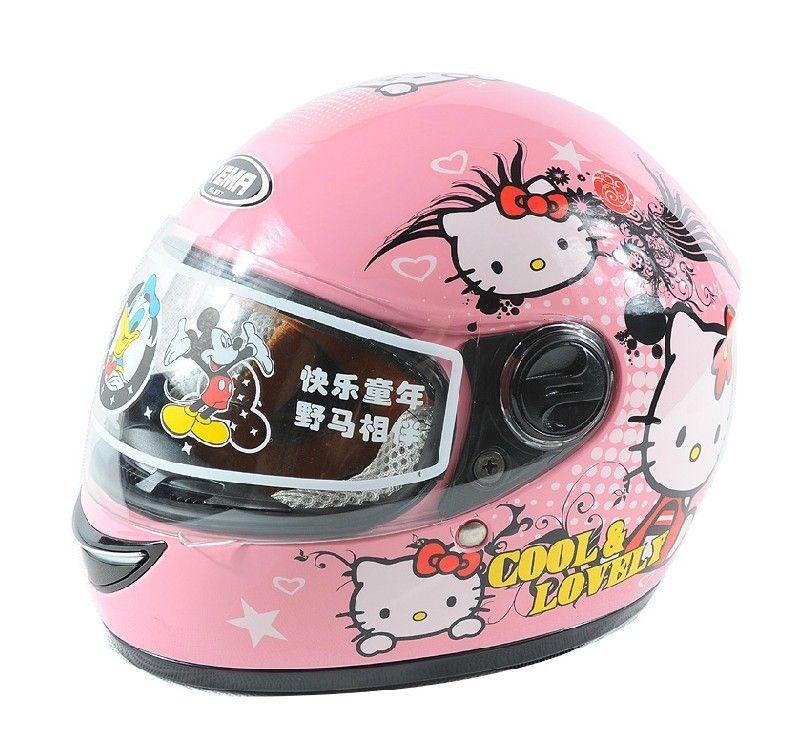 Free shipping!Kids full face helmet 004601e6c