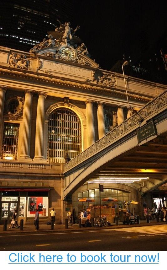 Grand Central Terminal, New York City #nyc #tours #bus