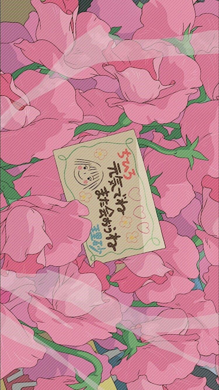 센과 치히로� 행방불명(2001) 배경화면