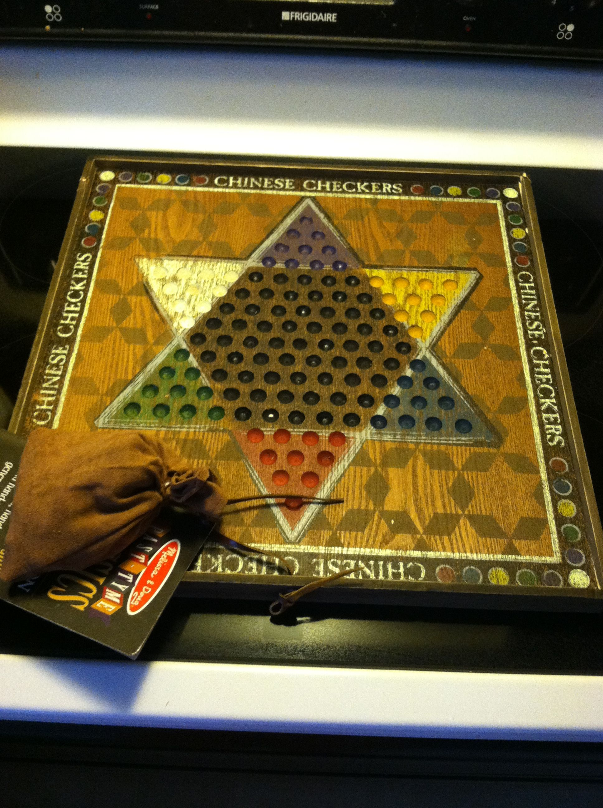 Cool Chinese Checkers Board