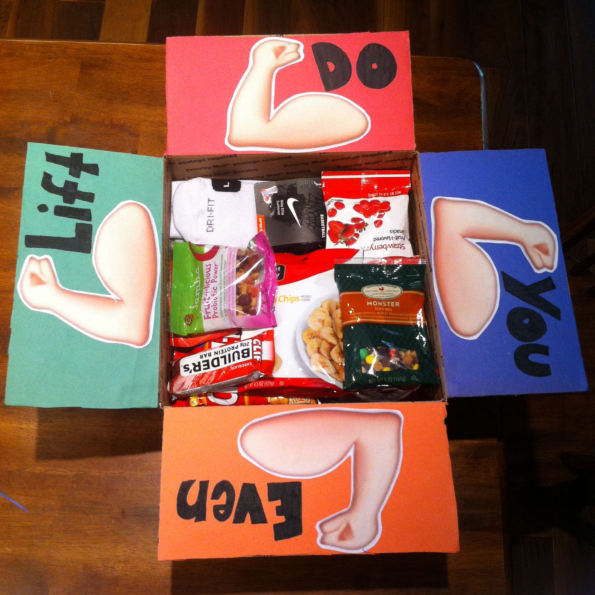 Deployment Care Package Idea Military care package