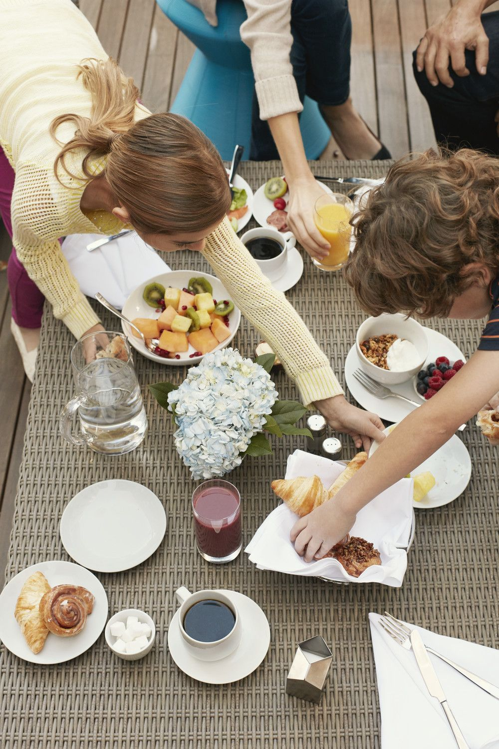 Nothing is better as a delicious Sunday breakfast with the family.