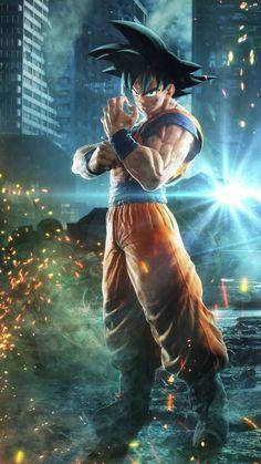 Goku Jump Force wallpaper by EricScamander - 2e77 - Free on ZEDGE™