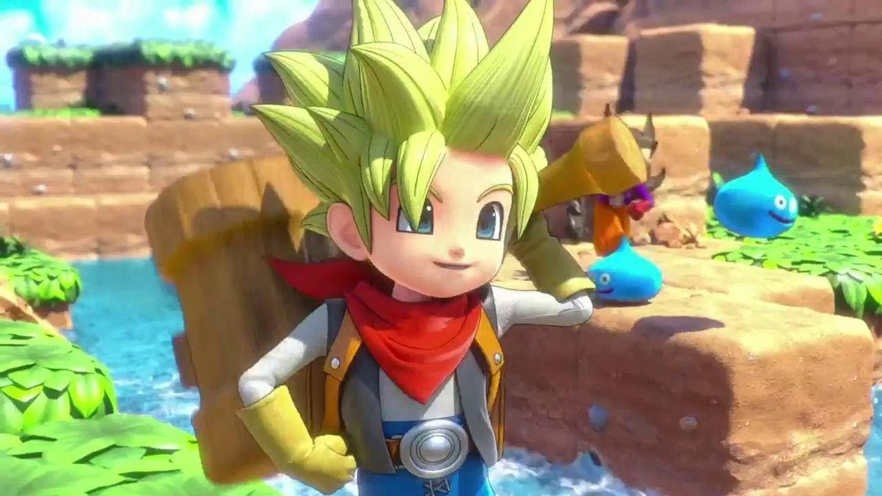 DragonQuestBuilders2 #E3 #games #IGN #PS4 #RPG #SquareEnix