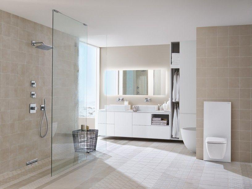 Badkamer Geberit Monolith voor toilet wit | Badkamer | Pinterest ...