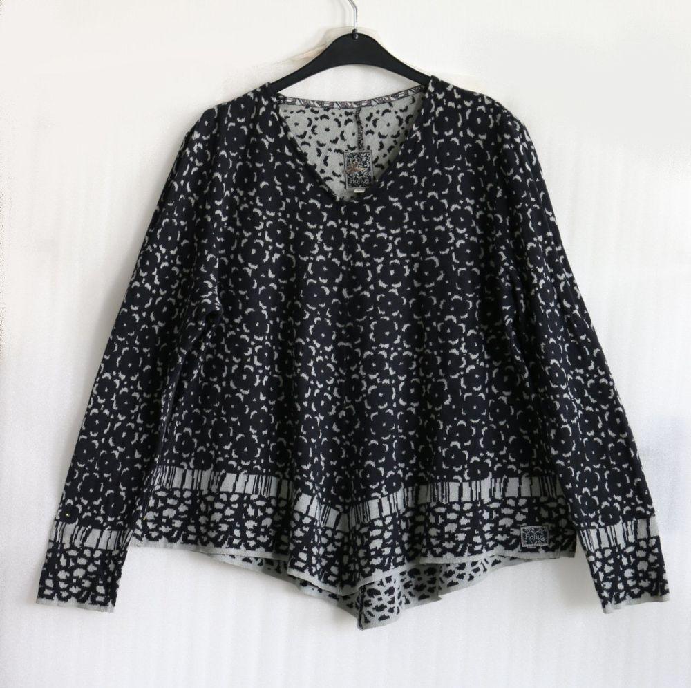 promo code 35a97 d507a ausgefallener Pullover von Hofius , Lagenlook | Kleidung ...