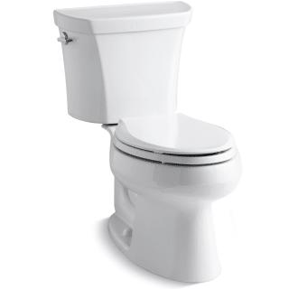 Kohler K 3988 Toilet Dual Flush Toilet Faucet