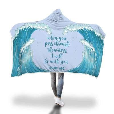 Hooded Blankets