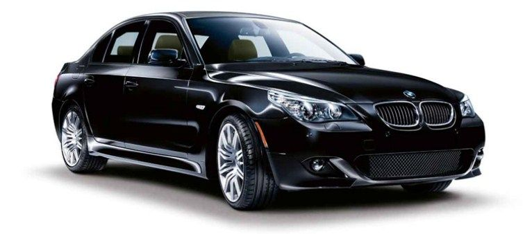 BMW 5-Series E60 / Carbon Black