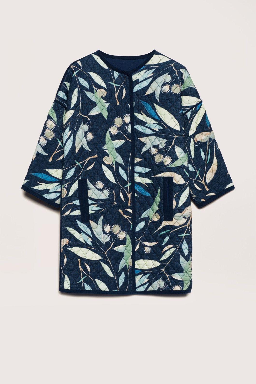 95868c45f Gorman clothing - Gorman x Dana Kinter - Thornbill quilted coat ...