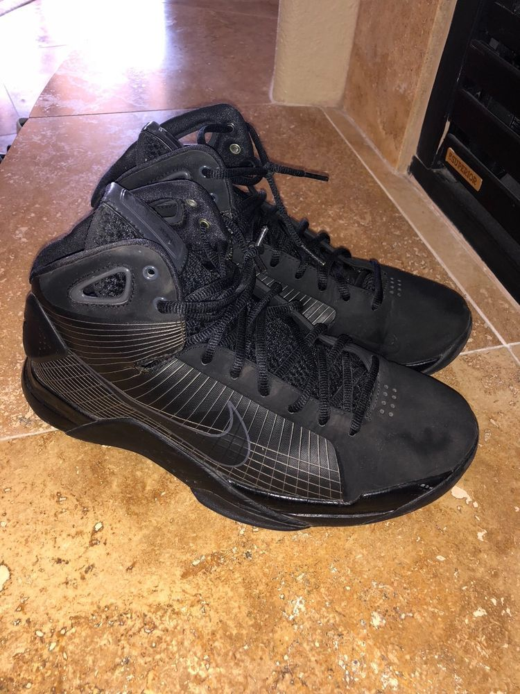 9368262a10a9 Nike Hyperdunk Size 10 Mens Basketball Retro Kobe Black 820321-002  fashion   clothing  shoes  accessories  mensshoes  athleticshoes (ebay link)