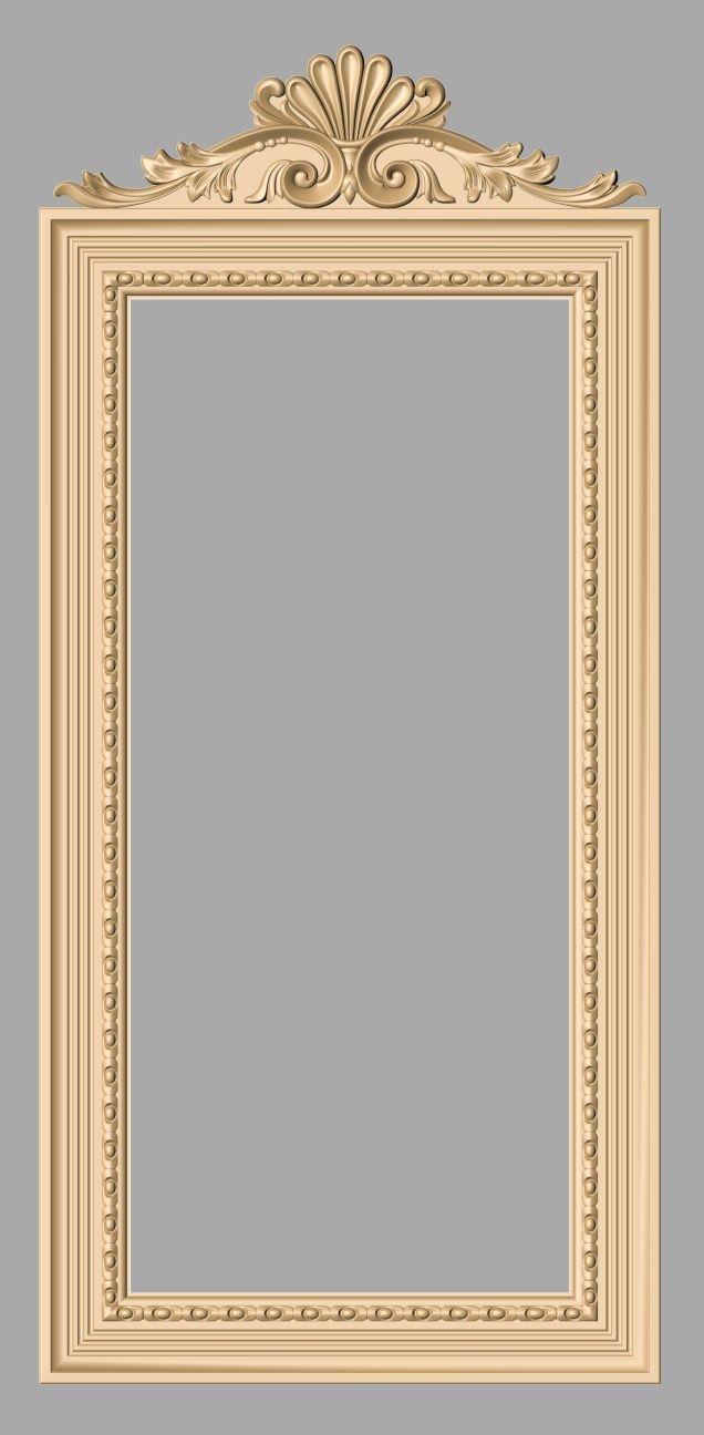 A194. Frame 3d models for cnc   cnc-model.com   Pinterest   CNC, 3d ...