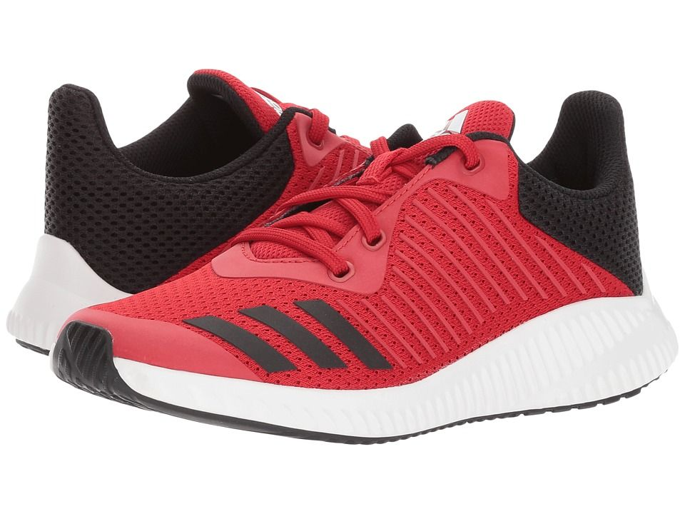 Adidas Kids fortarun K (Little kid / Big Kid) Hombres zapatos Scarlet / CORE