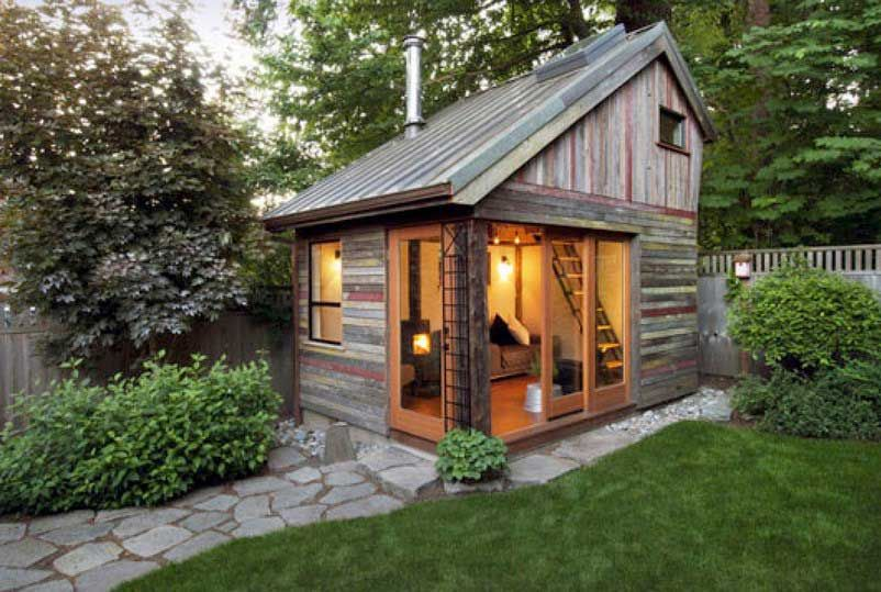 Rustic-wooden-shed-design-ideas-for-beautiful-outdoor ...