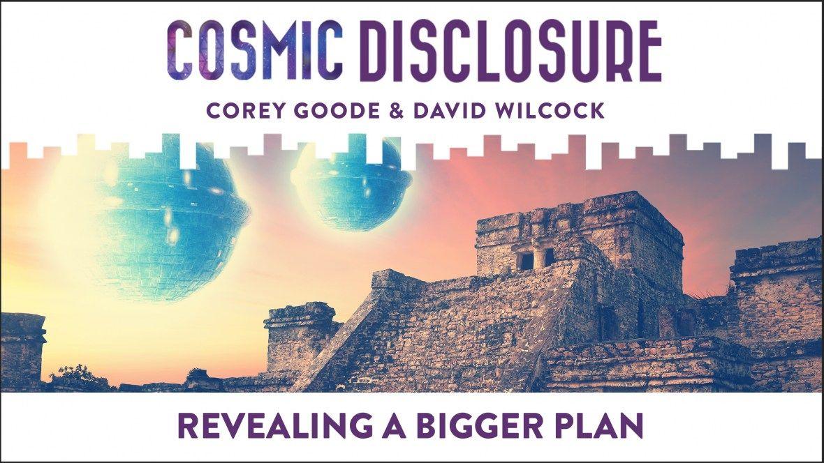 Cosmic Disclosure Revealing A Bigger Plan Season 6 Episode 16