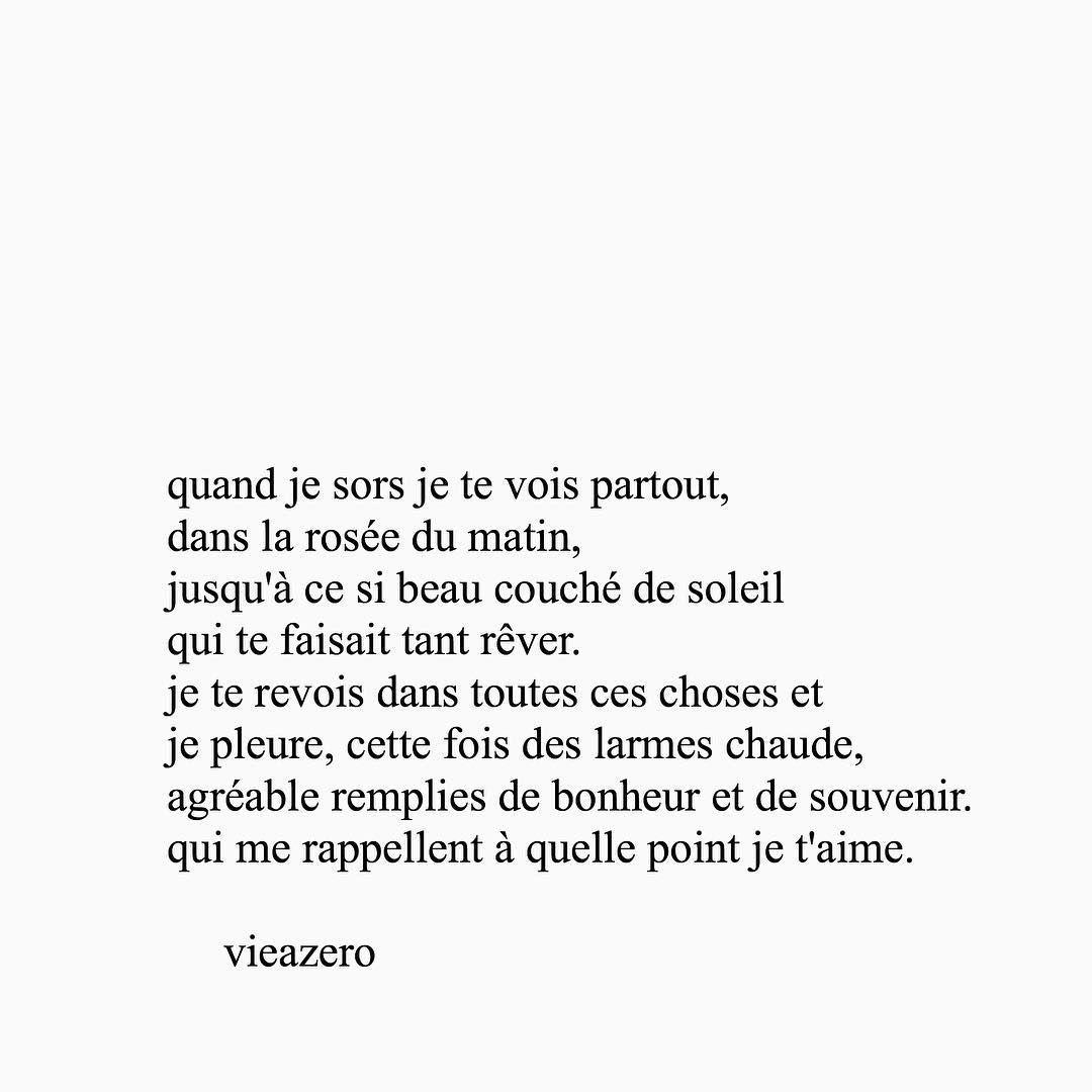 Citation Instagram Amour