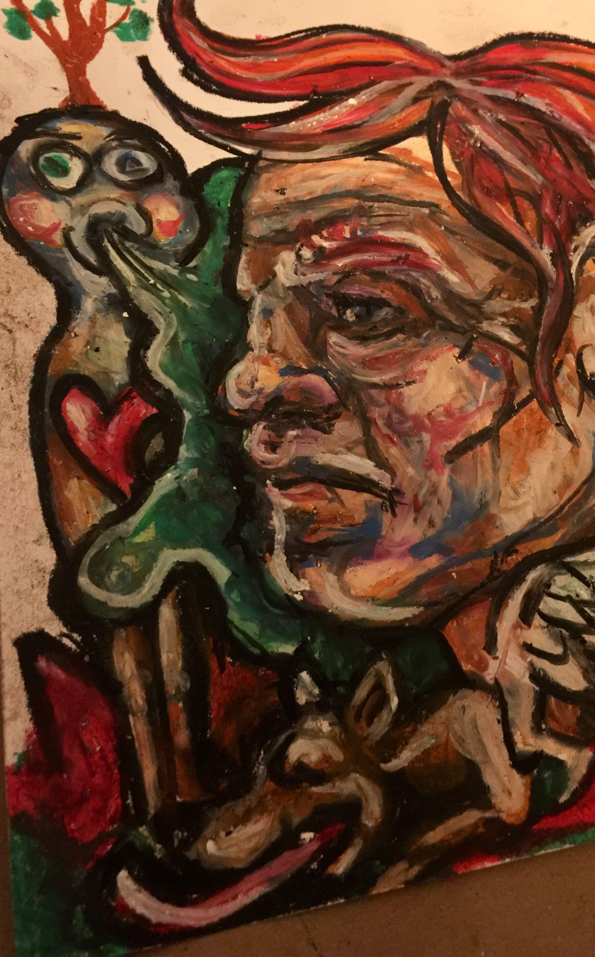 Épinglé par RTBF Ddrr sur Painting en Pinterest